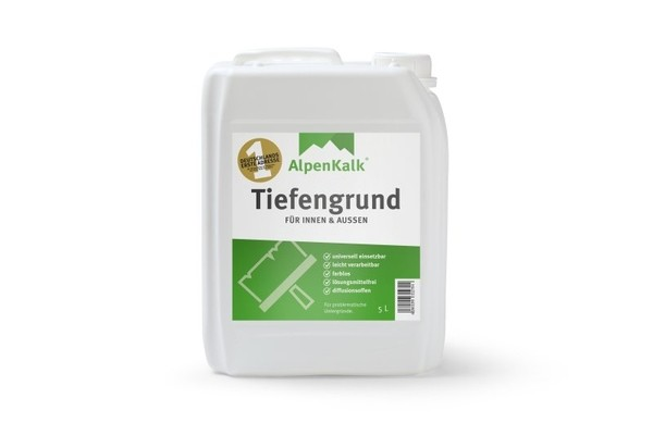 AlpenKalk Tiefengrund 5l