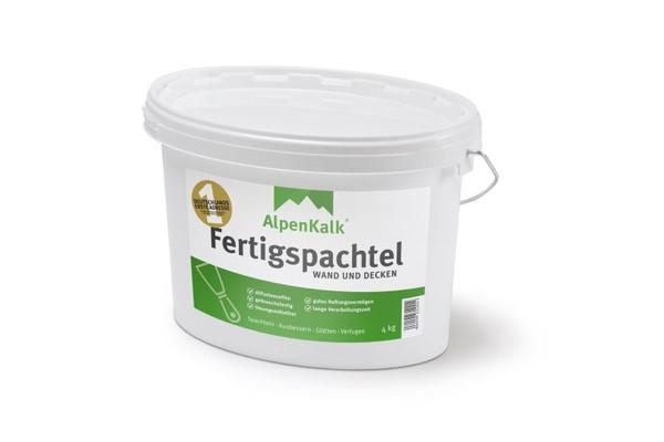 AlpenKalk Fertigspachtel 4 kg
