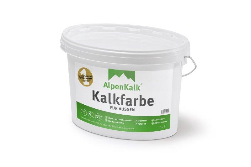 Super Kalkfarbe und Rollputz | AlpenKalk BZ56