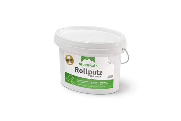 Rollputz rau (1,0 mm) jetzt 7 kg (5+2)