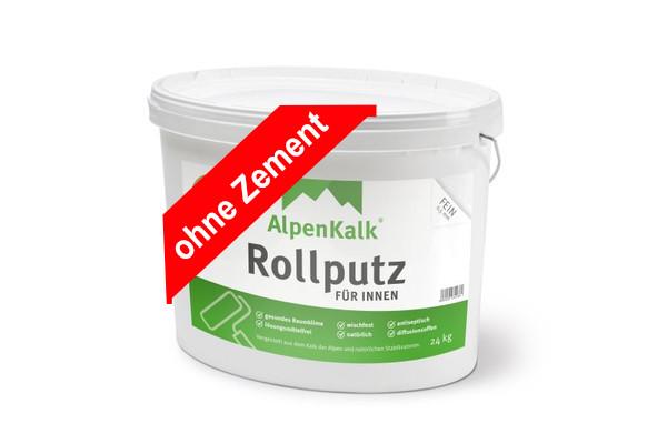 Rollputz fein (0,5 mm) jetzt 24 kg (20+4)