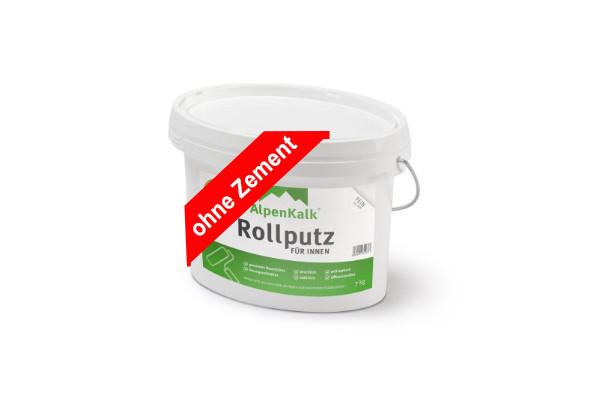 Rollputz fein (0,5 mm) jetzt 7 kg (5+2)