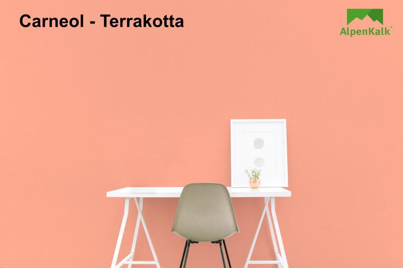 Carneol - Terrakotta