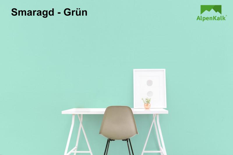 Smaragd - Gruen