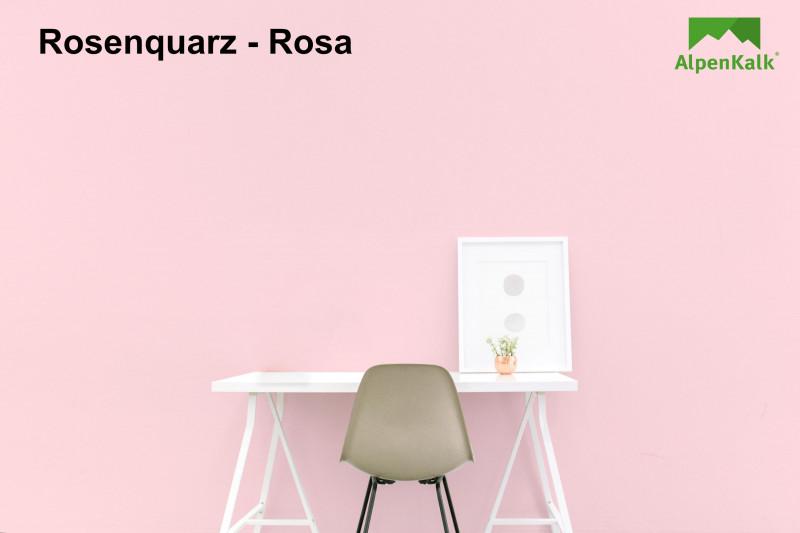 Rosenquarz - Rosa