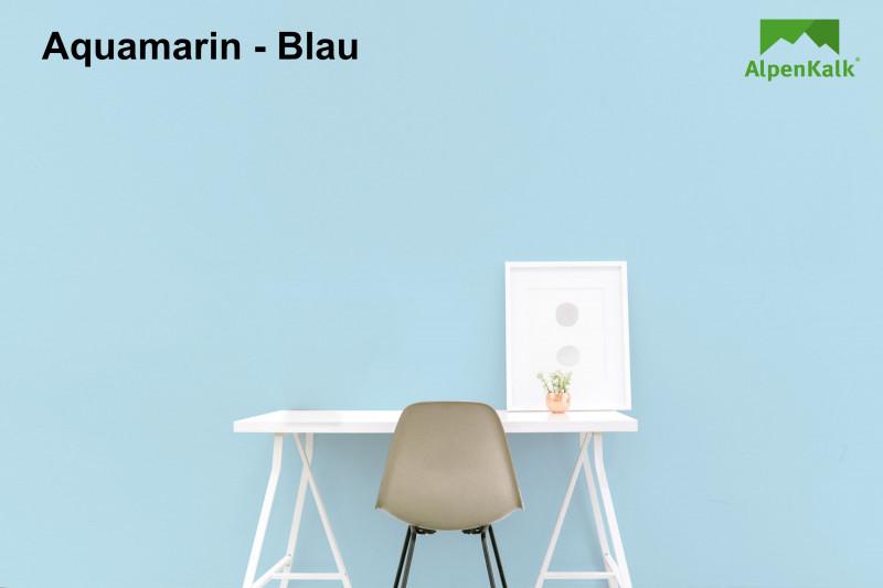 Aquamarin - Blau
